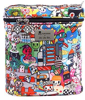 Ju-Ju-Be jujube - Fuel Cell - Insulated Lunch Bag - Tokidoki Sushi Cars