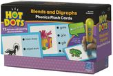 Educational Insights Hot Dots Phonics Flash Cards - Blends And Digraphs