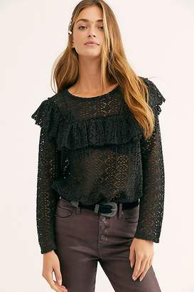 Free People Fp Beach Feel The Love Crochet Top by FP Beach at