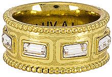 Luv Aj The Baguette Cigar Ring