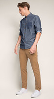 Esprit OUTLET basic stretch cotton chino