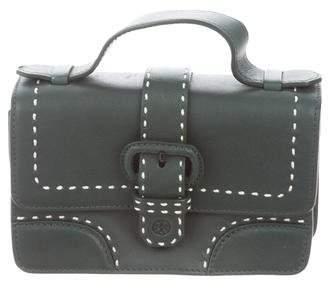 Tory Burch Mini Leather Satchel