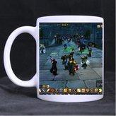Sunrise ZY World of Warcraft Custom Morphing Mug