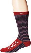 RVCA Men's Makeshift Sock