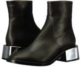 MM6 MAISON MARGIELA Metallic Heel Chelsea Boot Women's Boots