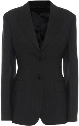 Acne Studios Stretch wool-blend blazer