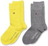 Tommy Hilfiger Boy's Children TH Basic 2P Socks,pack of 2