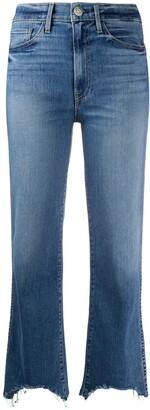 3x1 Raw Hem Jeans