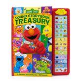 Sesame Street Sound Storybook Treasury