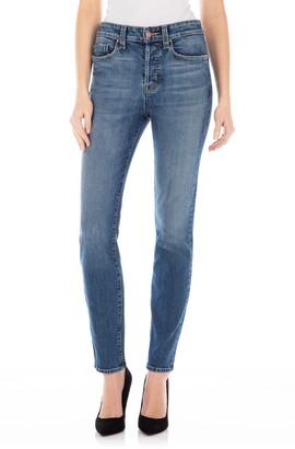 Fidelity Pixie High Waist Ankle Skinny Jeans