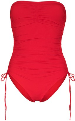 Melissa Odabash Sydney side-tie swimsuit