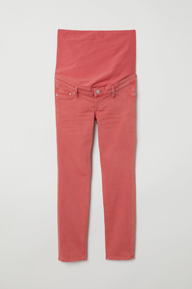 H&M MAMA Ankle-length trousers