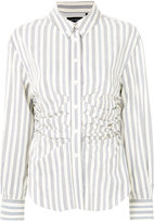 Isabel Marant striped shirt - women - Silk/Cotton/Cupro - 36
