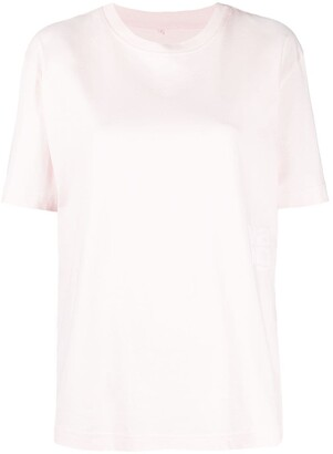alexanderwang.t box-cut T-shirt