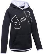 Under Armour AF Big Logo Hoodie (Girls')