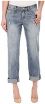 Jag Jeans Alex Boyfriend Capital Denim in Seaside