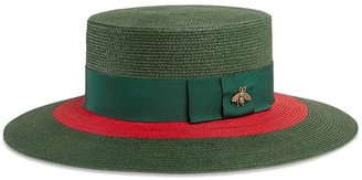 Gucci Papier wide brim hat