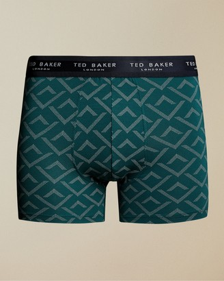 Ted Baker OISTER Printed boxers