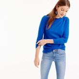 J.Crew Italian cashmere button-back sweater