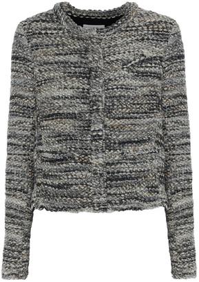 IRO Carene Boucle-knit Jacket