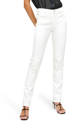 7 For All Mankind Seven Kimmie Straight Leg Jeans
