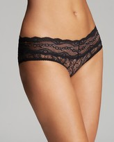 B.Tempt'd Lace Kiss Hipster Brief #978282