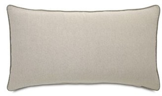 Silas Eastern Accents Greer Linen Sham Eastern Accents Size: King, Side: Left