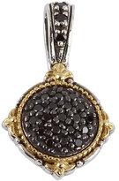 Konstantino Asteri Petite Pave Black Diamond Pendant