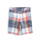 Tommy Hilfiger Final Sale-Plaid Short