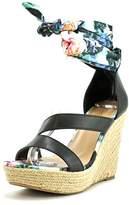 Thalia Sodi Pasa Women US 9 Multi Color Wedge Sandal