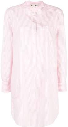 Alex Mill poplin shirt dress