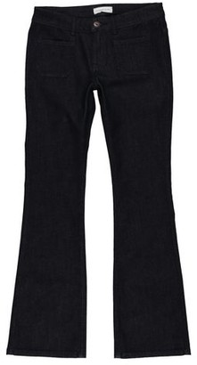 LES COYOTES DE PARIS Denim trousers