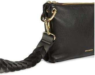 Ted Baker PheobaBraided Strap Crossbody Bag - Black