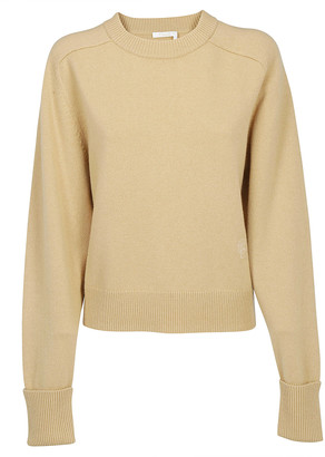 Chloé Crewneck Knitted Sweater