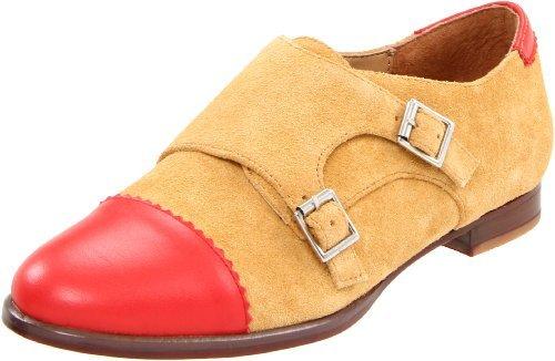 Candela NYC Women's Monk Shoe Loafer