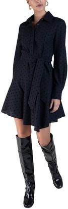 Derek Lam 10 Crosby Alecia Asymmetrical Dress