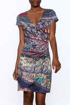 Smash Wear Violet Avelina Dress