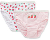Marquise 2pk Undies - Strawberries