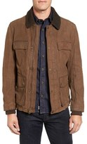 Timberland Men's Tenon Nubuck Leather Field Jacket