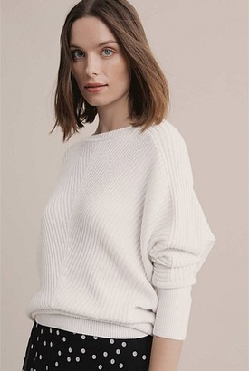 Witchery Directional Stitch Knit