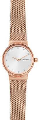 Skagen SKW2665 Freja Rose Gold Watch