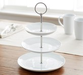 Pottery Barn Great White Tiered Stand