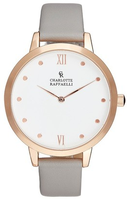 Charlotte Raffaelli Unisex-Adult Stainless Steel Watch Strap CRB009