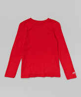 Soffe Red Tee - Girls