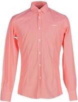 Grey Daniele Alessandrini Shirts - Item 38502060