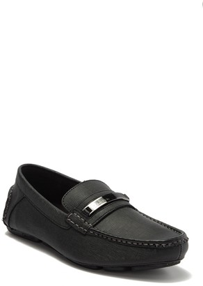 Calvin Klein Merve Weave Embossed Loafer