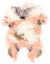 Urban Code Urbancode synthetic fur scarf