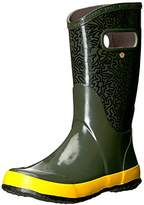 Bogs Unisex-Kids Rainboot Maze Rain Boot