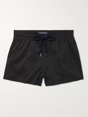Vilebrequin Slim-Fit Short-Length Swim Shorts
