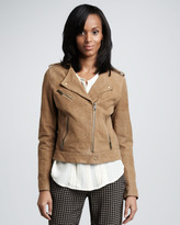 Joie Lexandra Leather Jacket